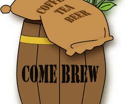 #16 for ComeBrew Logo Design by martiald