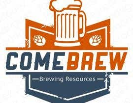 #18 for ComeBrew Logo Design af Joelesrodriguez
