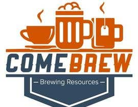 #23 for ComeBrew Logo Design af Joelesrodriguez