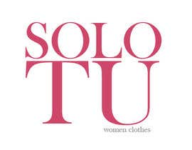 "#22 cho Design a Logo for "" SOLO TU "" woman shop bởi maurolivera"
