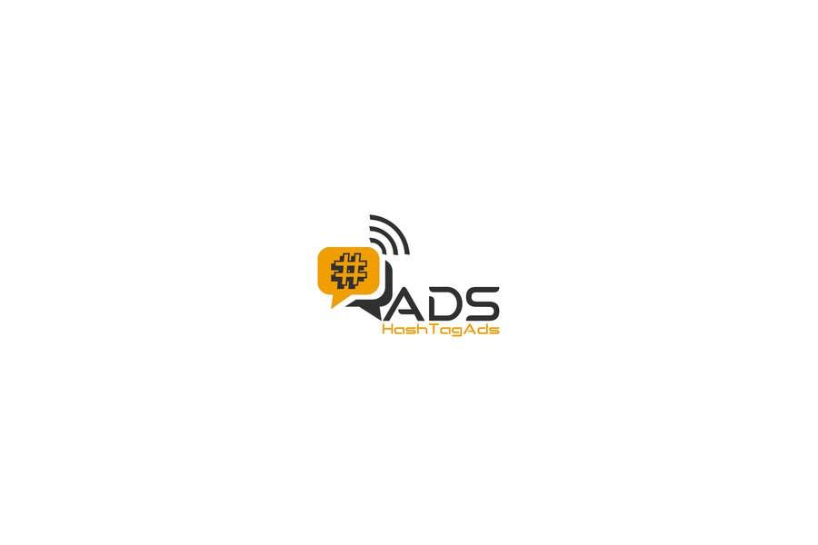 Penyertaan Peraduan #200 untuk Design a Logo for Hash Tag Ads