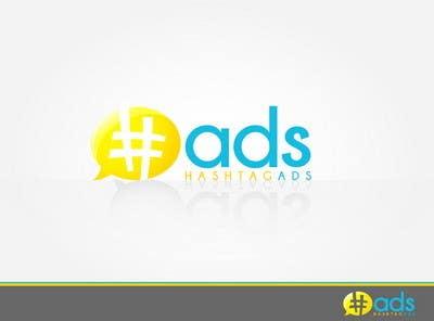 Penyertaan Peraduan #143 untuk Design a Logo for Hash Tag Ads