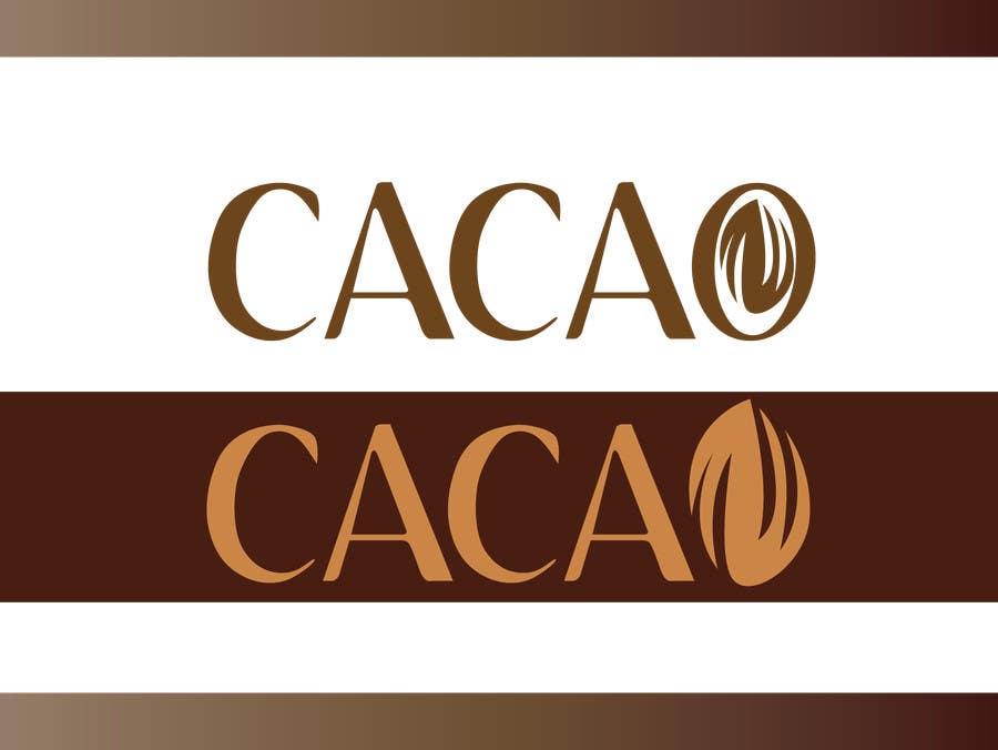 Inscrição nº 201 do Concurso para Design a Logo for Cacao