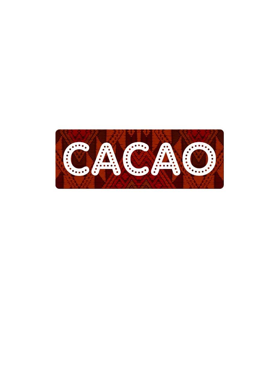 Inscrição nº 86 do Concurso para Design a Logo for Cacao