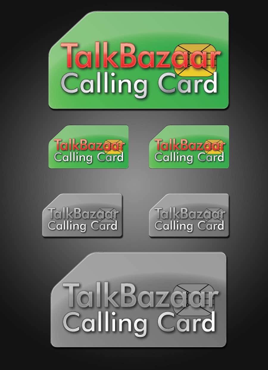 Bài tham dự cuộc thi #                                        15                                      cho                                         Logo for Design for calling card website