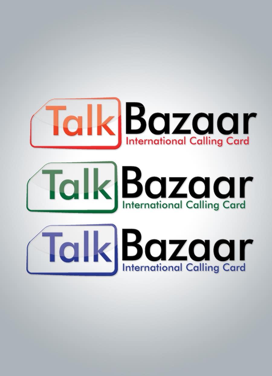 Kilpailutyö #                                        18                                      kilpailussa                                         Logo for Design for calling card website