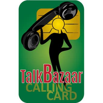 Bài tham dự cuộc thi #                                        6                                      cho                                         Logo for Design for calling card website