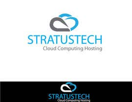 nº 45 pour Design a Logo for Stratustech (Cloud Computing Hosting) par rahim420