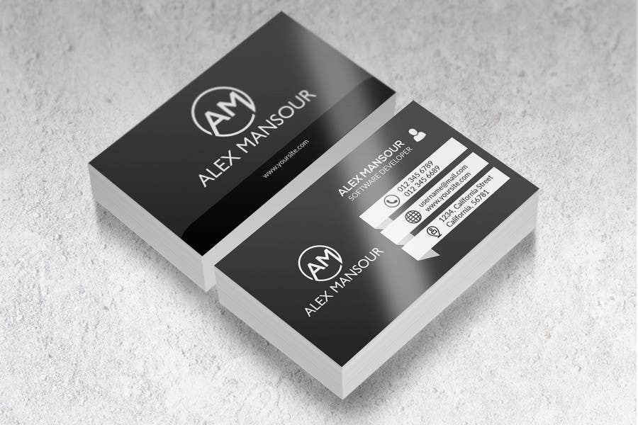 Entry #21 by biplob522 for Business Card design for Freelance ...