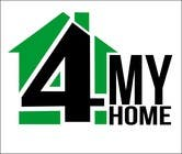 Graphic Design Contest Entry #15 for Design logo for: 4MyHome