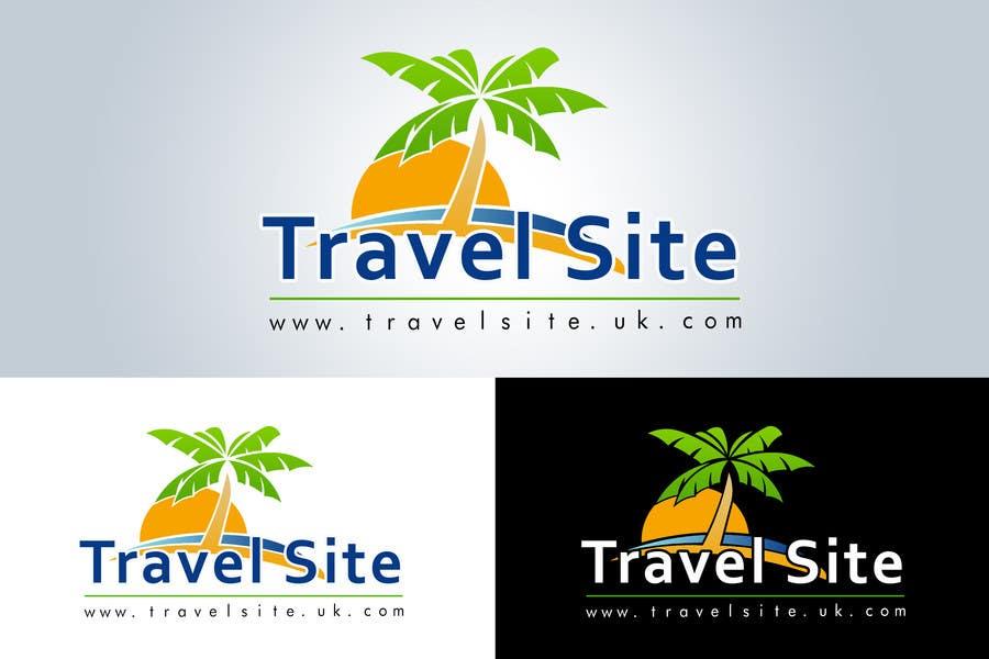 Konkurrenceindlæg #16 for Design a Logo for Travel site