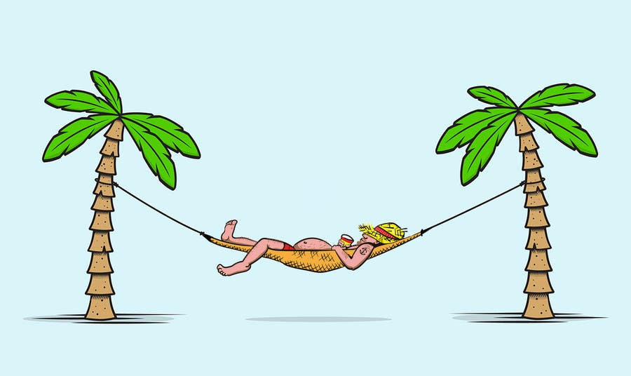 Cartoon Hammock Www Pixshark Com Images Galleries With