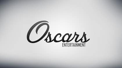 #19 for Design a Logo for Oscars Entertainment by GHOSTLABX