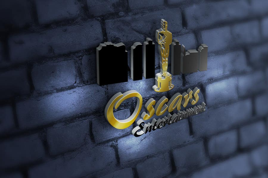 #53 for Design a Logo for Oscars Entertainment by manuel0827