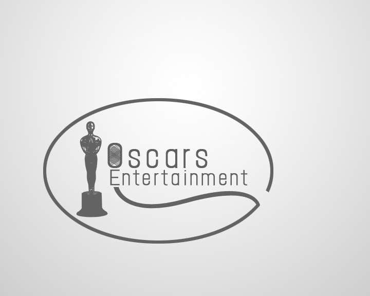 #72 for Design a Logo for Oscars Entertainment by durgeshraj99