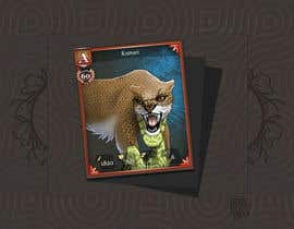 #11 for 4 Cards - Trading Card Game Design by pinstriped