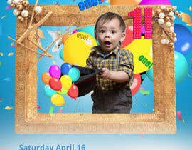 #13 cho Design My Son's Birthday Invite .Gif bởi hasinurrahman108