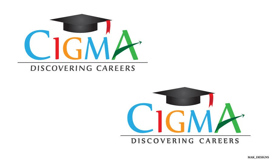 Proposition n°95 du concours Company logo Design for CIGMA INDIA - India's Leading Career Counseling Organization