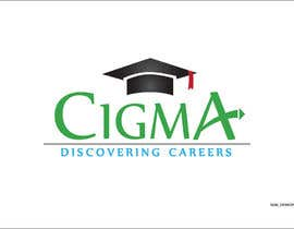 nº 104 pour Company logo Design for CIGMA INDIA - India's Leading Career Counseling Organization par GamingLogos