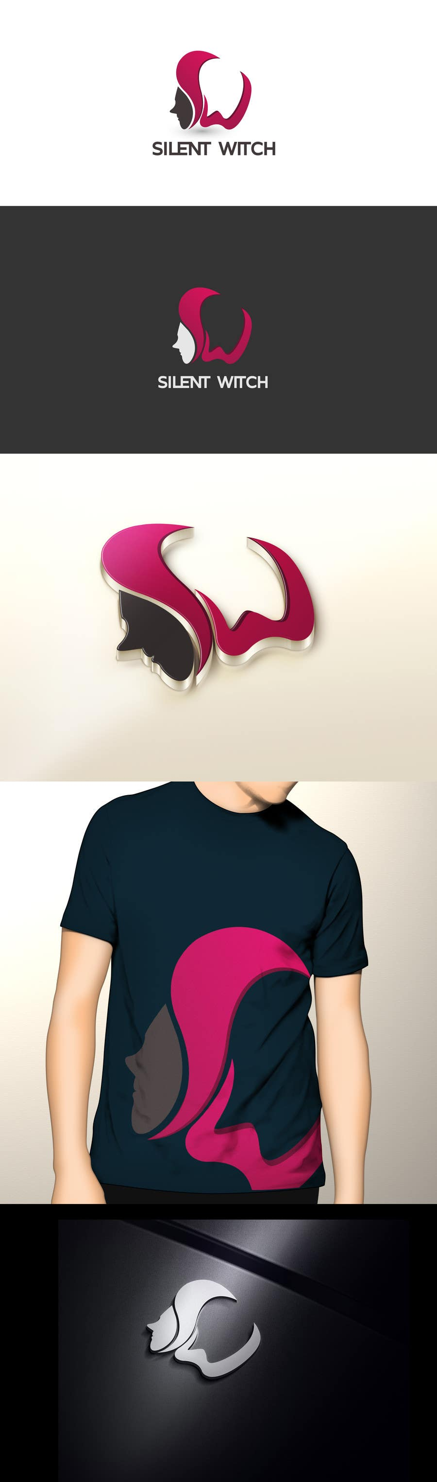 Kilpailutyö #                                        11                                      kilpailussa                                         Design a Logo for a female artist/musician