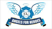 """Graphic Design Entri Peraduan #29 for Design a Logo for """"Angels for Heroes"""""""
