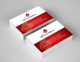 "#17 untuk Design some Business Cards for my company ""Emirates Graphic"" oleh linokvarghese"