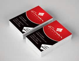 "#18 untuk Design some Business Cards for my company ""Emirates Graphic"" oleh linokvarghese"
