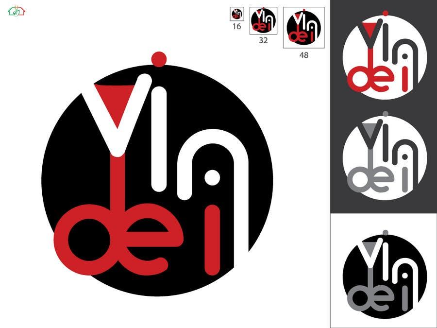 Konkurrenceindlæg #                                        253                                      for                                         Logo Design for Vindei