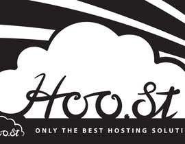 #88 for Design a Logo for Hoo.st by bjooviz