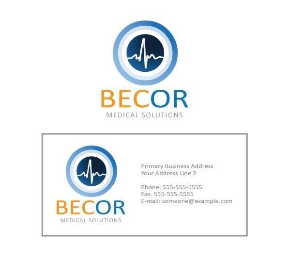Kilpailutyö #333 kilpailussa Logo Design for Becor Medical Solutions Pty Ltd