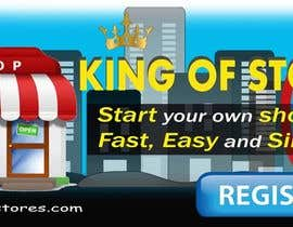 #31 for Design an Advertisement for King Of Stores af maxidesigner
