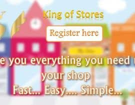 #25 for Design an Advertisement for King Of Stores af professionaldeal