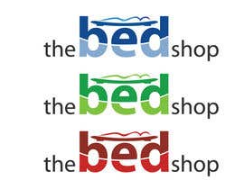 #235 para Logo Design for The Bed Shop por anjuseju