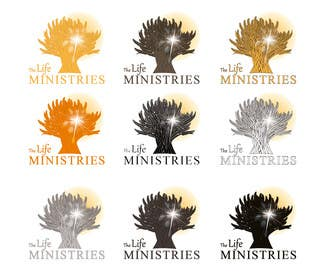 ZenoDesign tarafından Design a Logo for  The Life Ministries için no 108