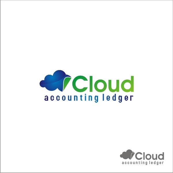 #119 for Design a Logo for CLOUDACCOUNTINGLEDGER.COM by miraclesolution