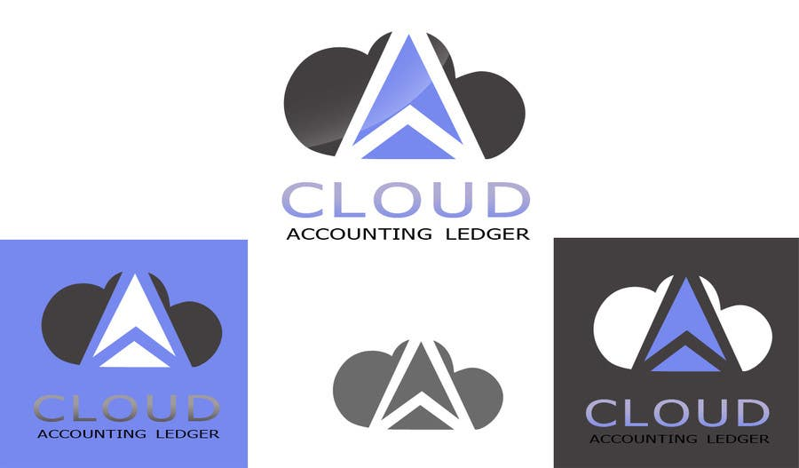 Konkurrenceindlæg #111 for Design a Logo for CLOUDACCOUNTINGLEDGER.COM