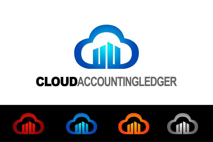 Konkurrenceindlæg #82 for Design a Logo for CLOUDACCOUNTINGLEDGER.COM