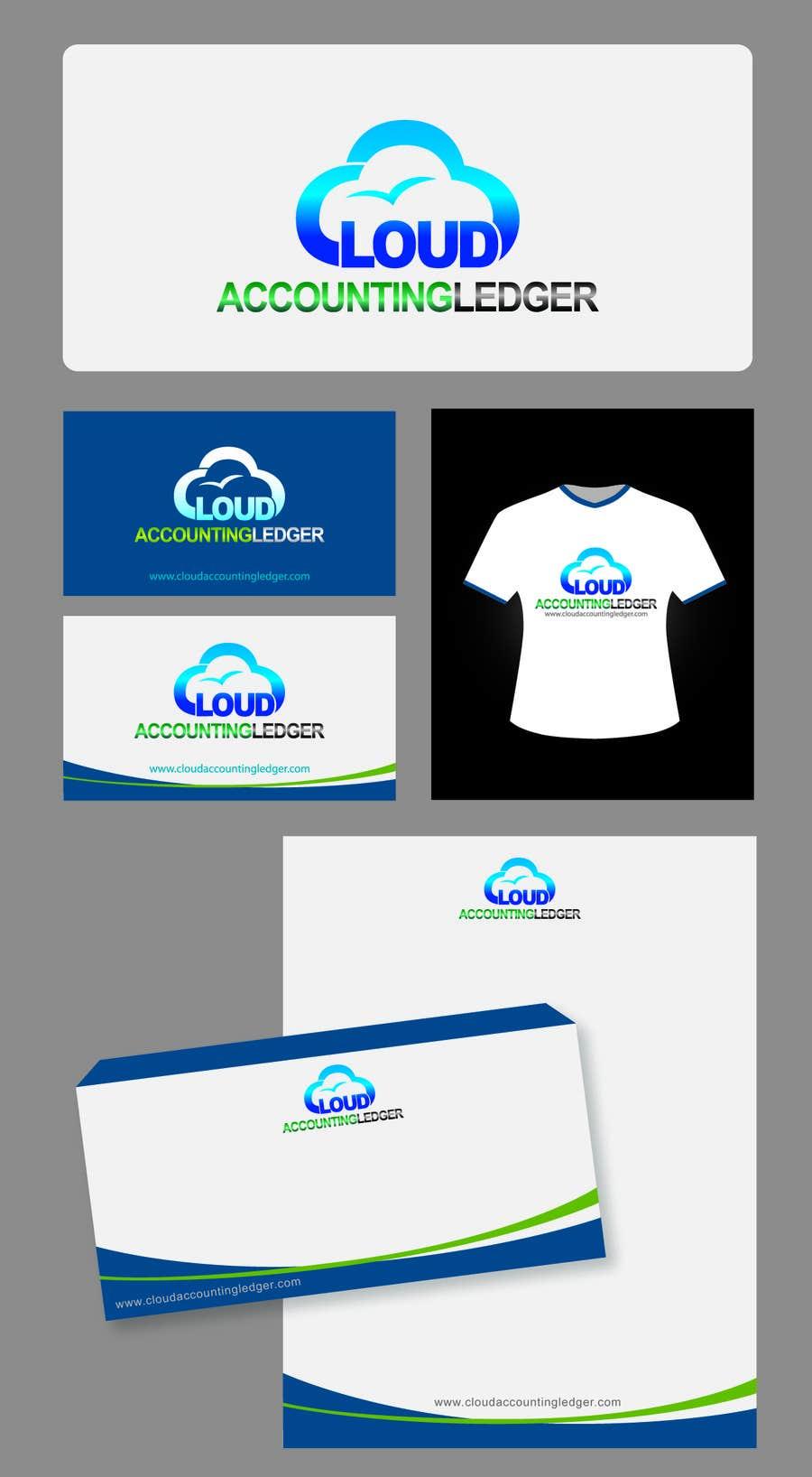 Konkurrenceindlæg #142 for Design a Logo for CLOUDACCOUNTINGLEDGER.COM