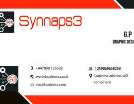 #28 for Design some Business Cards for Synnaps3 af GurpreetSngh220