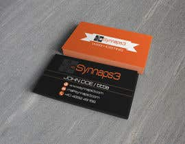 #10 for Design some Business Cards for Synnaps3 af southcreative