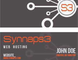 #3 for Design some Business Cards for Synnaps3 af CesarHuato
