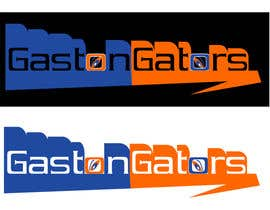 nº 5 pour Design a Logo for the Gaston Gators par jcweeks1