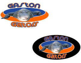 nº 11 pour Design a Logo for the Gaston Gators par jcweeks1