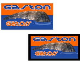#12 para Design a Logo for the Gaston Gators por jcweeks1