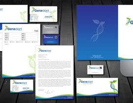 nº 156 pour Develop a Corporate Identity for Biomedical Firm par taganherbord