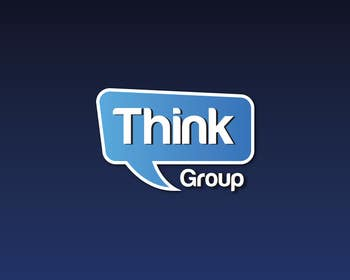 #433 untuk Design a Logo for Think Group oleh zefanyaputra
