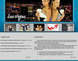 CTRaul tarafından Website Design for A Leading Live Casino Software Provider için no 9