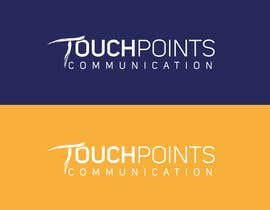 #29 untuk Design a Logo for Touch Point Communication oleh alamin1973