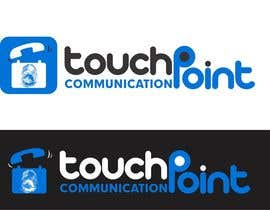 #167 for Design a Logo for Touch Point Communication af itcostin