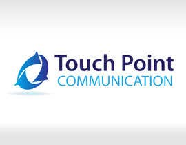 #171 for Design a Logo for Touch Point Communication af pupster321